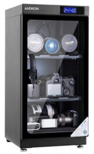 ANDBON Electronic Digital Display Dry Cabinet