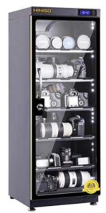 HINISO AD-120S 139 litres Electronic Dry Cabinet