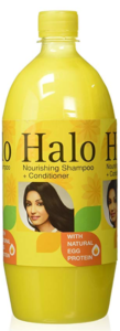 Halo Egg Shampoo