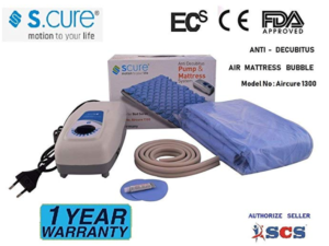Scure AntiDecubitus Mattress for Bed Sores