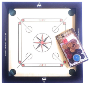 Wooden Carrom Board India