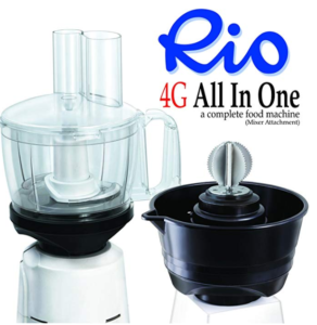 Maggi RIO 4G Food Processor and Cocunut Scrapper